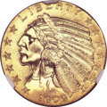 Proof Indian Half Eagles, 1909 $5 PR64 NGC. CAC....