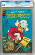 Bronze Age (1970-1979):Cartoon Character, Uncle Scrooge #89 (Gold Key, 1970) CGC NM+ 9.6 Off-white to whitepages....