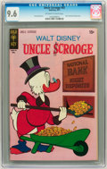 Bronze Age (1970-1979):Cartoon Character, Uncle Scrooge #92 (Gold Key, 1971) CGC NM+ 9.6 Off-white to whitepages....