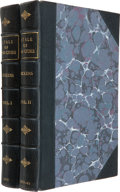Books:Literature Pre-1900, [Charles Dickens]. Serialization of A Tale of Two Cities inAll the Year Round. London: Whiting, 185... (Total: 2 Items)