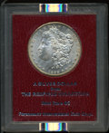 1899-S $1 MS64 NGC. Ex: Redfield Collection. NGC Census: (617/180). PCGS Population (1181/484). Mintage: 2,562,000. Numi...