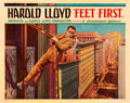 "Movie Posters:Comedy, Feet First (Paramount, 1930). Half Sheet (22"" X 28"").. ..."