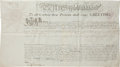 "Autographs:Statesmen, Thomas McKean Pennsylvania Land Document Signed as Governor ofPennsylvania ""Tho McKean""...."