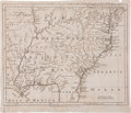 Miscellaneous:Maps, R. Baldwin, publisher: A Map of Virginia, North and SouthCarolina, Georgia, Maryland with part of New Jersey &c....