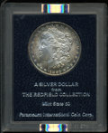 Certified, 1897 $1 MS64 NGC. Ex: Redfield Collection. NGC Census: (5181/1497).PCGS Population (4348/1629). Mintage: 2,822,731. Numism...