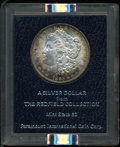 Certified, 1885 $1 MS63 NGC. Ex: Redfield Collection. NGC Census:(14806/37415). PCGS Population (16001/30730). Mintage: 17,787,76...