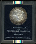 Certified, 1878-S $1 MS63 NGC. Ex: Redfield Collection. NGC Census:(9120/16585). PCGS Population (10396/15110). Mintage: 9,774,00...