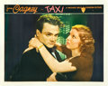 "Movie Posters:Crime, Taxi (Warner Brothers, 1932). Lobby Cards (2) (11"" X 14"").. ...(Total: 2 Items)"