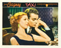 """Movie Posters:Crime, Taxi (Warner Brothers, 1932). Lobby Cards (2) (11"""" X 14"""").. ... (Total: 2 Items)"""