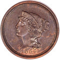 Patterns, 1854 P1C One Cent, Judd-161 Original, Pollock-187, R.4, PR63 BrownPCGS....