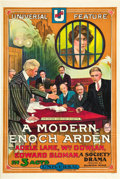 "Movie Posters:Drama, A Modern Enoch Arden (Universal, 1915). One Sheet (27"" X 41"").. ..."