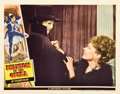 "Movie Posters:Horror, Phantom of the Opera (Universal, 1943). Lobby Card (11"" X 14"")....."