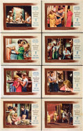 "Movie Posters:Drama, A Streetcar Named Desire (Warner Brothers, 1951). Lobby Card Set of8 (11"" X 14"").. ... (Total: 8 Items)"