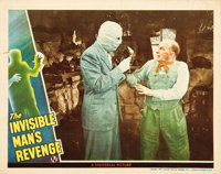 "The Invisible Man's Revenge (Universal, 1944). Lobby Card (11"" X 14"")"