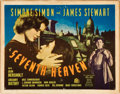 "Movie Posters:Romance, Seventh Heaven (20th Century Fox, 1937). Title Lobby Card (11"" X 14"").. ..."