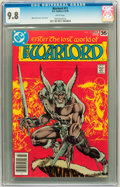Bronze Age (1970-1979):Adventure, Warlord #11 (DC, 1978) CGC NM/MT 9.8 White pages....