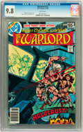 Bronze Age (1970-1979):Adventure, Warlord #15 (DC, 1978) CGC NM/MT 9.8 White pages....