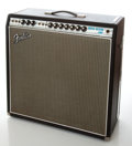Musical Instruments:Amplifiers, PA, & Effects, 1968 Fender Super Reverb Guitar Amplifier, Serial # A28066....