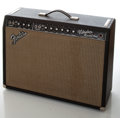 Musical Instruments:Amplifiers, PA, & Effects, 1967 Fender Vibrolux Reverb Guitar Amplifier, Serial # A09967....