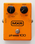 Musical Instruments:Amplifiers, PA, & Effects, Mid-1970s MXR M-107 Phase 100 Effects Pedal, No Visible SerialNumber....