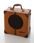 Musical Instruments:Amplifiers, PA, & Effects, 1935 Gibson EH-150 Guitar Amplifier, Serial #2263. ...