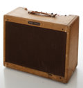 Musical Instruments:Amplifiers, PA, & Effects, 1961 Fender Vibrolux Tweed Guitar Amplifier, Serial # 02562....
