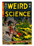Golden Age (1938-1955):Science Fiction, Weird Science #22 Williamsport Copy (EC, 1953) Condition: FN/VF....