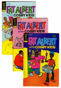 Bronze Age (1970-1979):Cartoon Character, Fat Albert File Copies Group (Gold Key, 1974-79) Condition: AverageVF/NM.... (Total: 25 Comic Books)