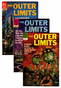 Silver Age (1956-1969):Science Fiction, Outer Limits File Copies Group (Dell, 1964-69) Condition: AverageVF+.... (Total: 16 Comic Books)