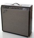 Musical Instruments:Amplifiers, PA, & Effects, Reissue Fender Super Reverb Blackface Guitar Amplifier, Serial#CR-301372....