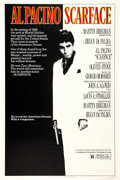 "Movie Posters:Crime, Scarface (Universal, 1983). Poster (40"" X 60"").. ..."