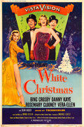"""Movie Posters:Musical, White Christmas (Paramount, 1954). Poster (40"""" X 60"""") Style Y.. ..."""