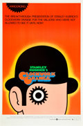 "Movie Posters:Science Fiction, A Clockwork Orange (Warner Brothers, 1971). Alternate One Sheet(27"" X 41"").. ..."