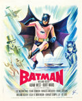 "Movie Posters:Action, Batman (20th Century Fox, 1966). French Petite (17.75"" X 22"").. ..."