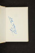 "Baseball Collectibles:Publications, Willie Mays Signed Hardcover ""Say Hey"" Book. ..."