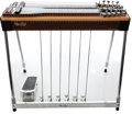Musical Instruments:Lap Steel Guitars, 1970s Show-Bud Birdseye Maple Double Neck Pedal Steel Guitar,Serial # 7339....