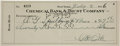 Autographs:Checks, 1936 Babe Ruth Signed Check....