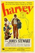 "Movie Posters:Comedy, Harvey (Universal International, 1950). One Sheet (27"" X 41"").. ..."
