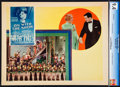 "Movie Posters:Musical, On with the Show! (Warner Brothers, 1929). CGC Graded Lobby Card (11"" X 14"").. ..."
