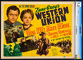"""Movie Posters:Western, Western Union (20th Century Fox, 1941). CGC Graded Title Lobby Card and Lobby Card (11"""" X 14"""").. ... (Total: 2 Items)"""