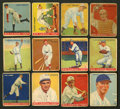 Baseball Cards:Lots, 1933 Goudey Baseball Collection (48). ...