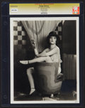 "Movie Posters:Miscellaneous, Madge Bellamy by Max Munn Autrey (Fox, 1920s). CGC Graded Photo (8"" X 10""). Miscellaneous.. ..."