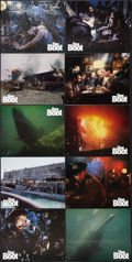 "Movie Posters:War, Das Boot (Columbia, 1981). German Lobby Card Set of 24 (11"" X 14"").War.. ... (Total: 24 Items)"