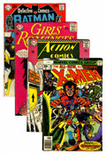 Golden Age (1938-1955):Miscellaneous, Miscellaneous Golden to Modern Age Short Box Group (Various Publishers, 1940s-90s)....
