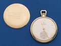 Timepieces:Pocket (post 1900), Hamilton 14k Gold 23 Jewel Grade 945 Pocket Watch. ...