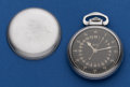 Timepieces:Pocket (post 1900), Elgin 21 Jewel B.W. Raymond Military Model Pocket Watch. ...