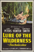 """Movie Posters:Adventure, Lure of the Wilderness (20th Century Fox, 1952). One Sheet (27"""" X41""""). Adventure.. ..."""