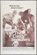 "Movie Posters:Thriller, The Candy Snatchers (General, 1973). One Sheet (28"" X 42"").Thriller.. ..."