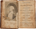 Books:Americana & American History, [George Washington]. Legacies of Washington: Being aCollection of the Most Approved Writings of the Late GeorgeW...