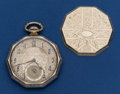 Timepieces:Pocket (post 1900), Illinois 19 Jewel 12 Size Time King. ...